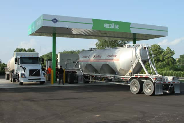 TruStar Energy Cuts the Ribbon on East-Central Indiana CNG Station