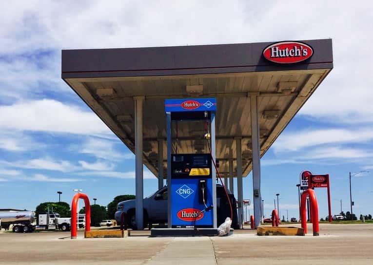 Sparq, Black Hills Energy Help C-Store Deploy CNG
