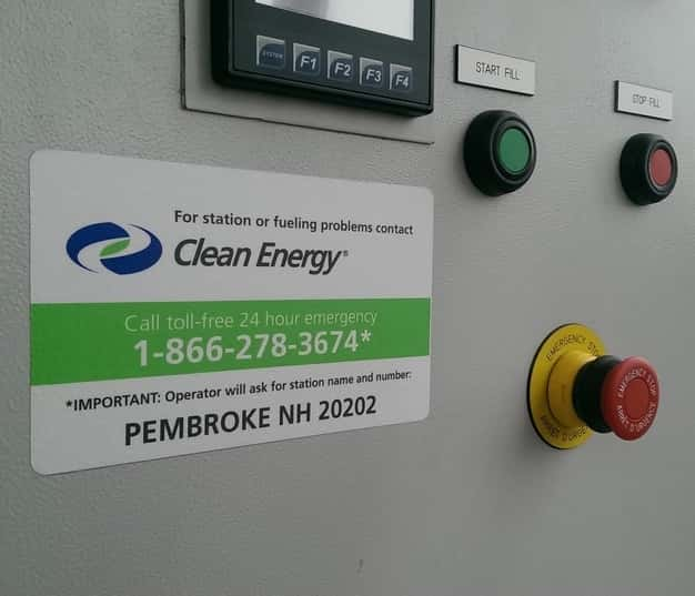 9914_cepump2 Clean Energy Takes CNG Deeper Into New England