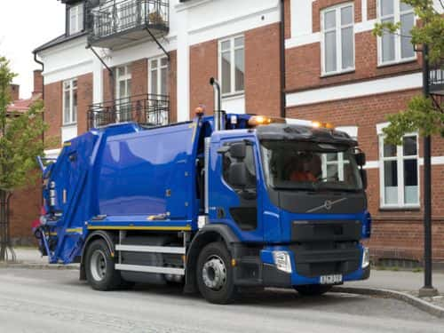 Volvo Rolling Out New CNG Truck for Overseas Market