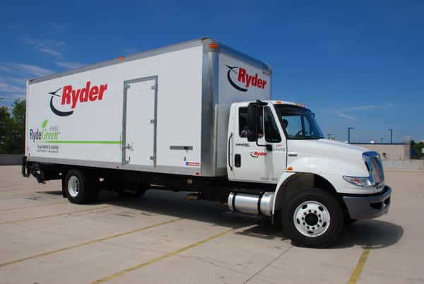 RyderRydeGreen Clean Fleet Profile: Ryder System Inc.