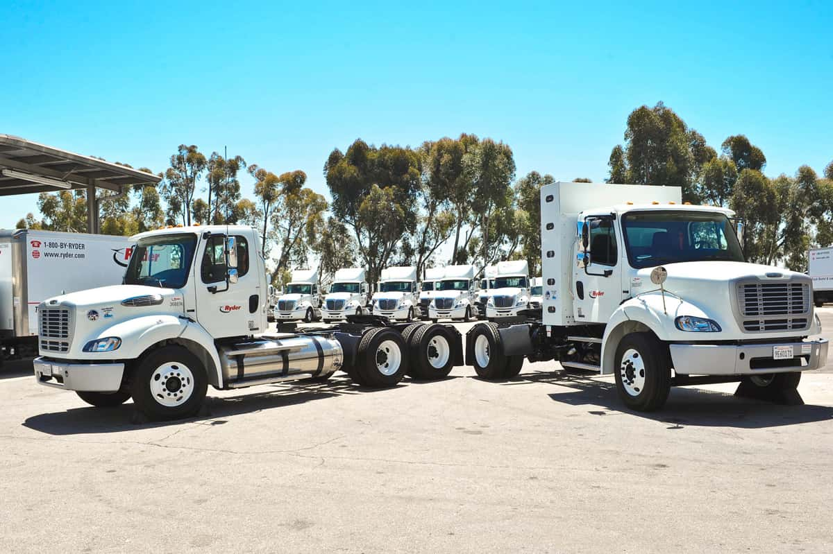 RyderTractors Clean Fleet Profile: Ryder System Inc.