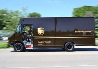 Ups Has Announced It Is Launching 18 New Electric Ed Zero Emission Workhorse E 100 Delivery Vehicles In The Houston Galveston Area Texas Truck