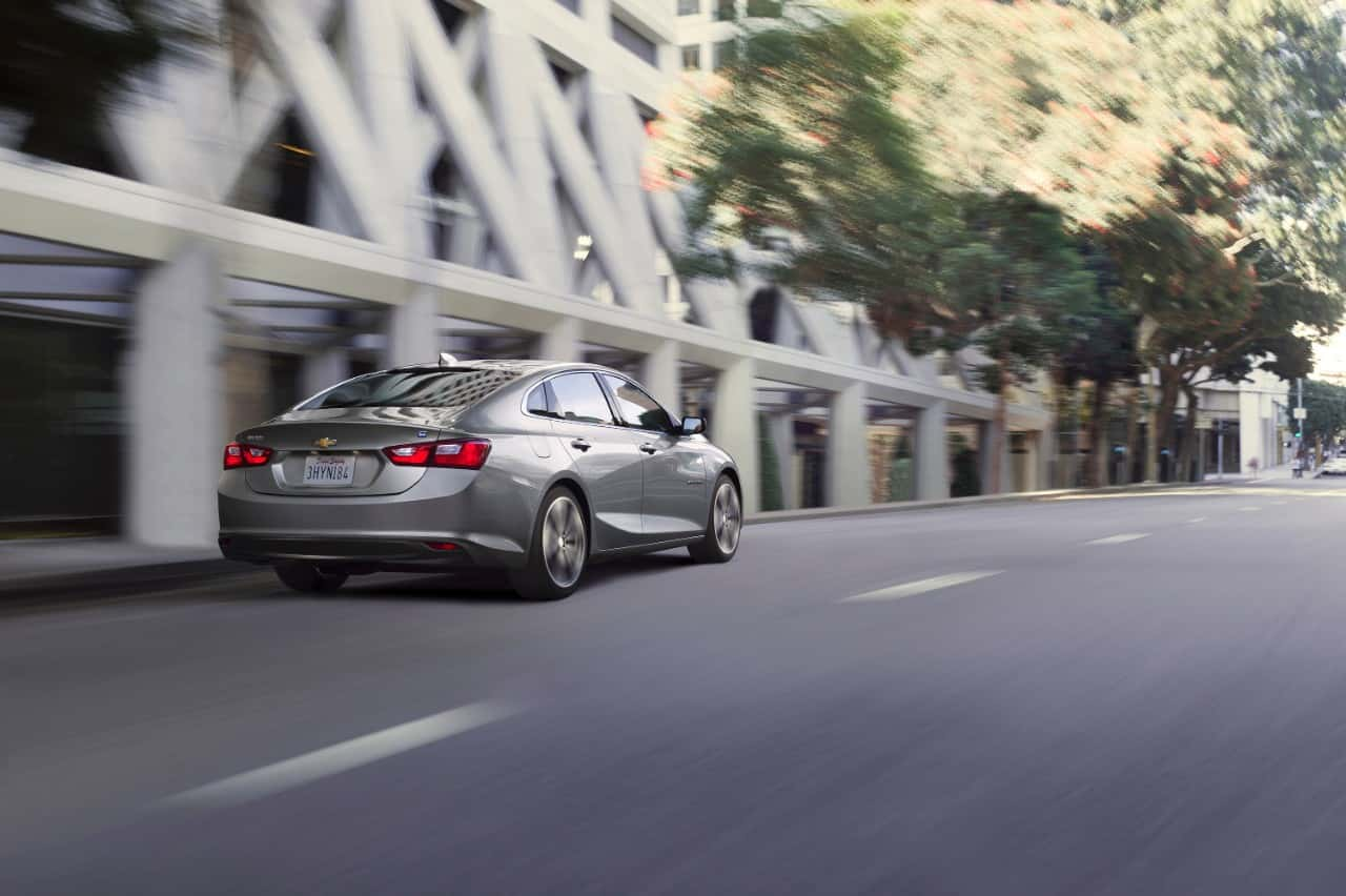 2016 Chevy Malibu Hybrid Rated At 46 Mpg Combined