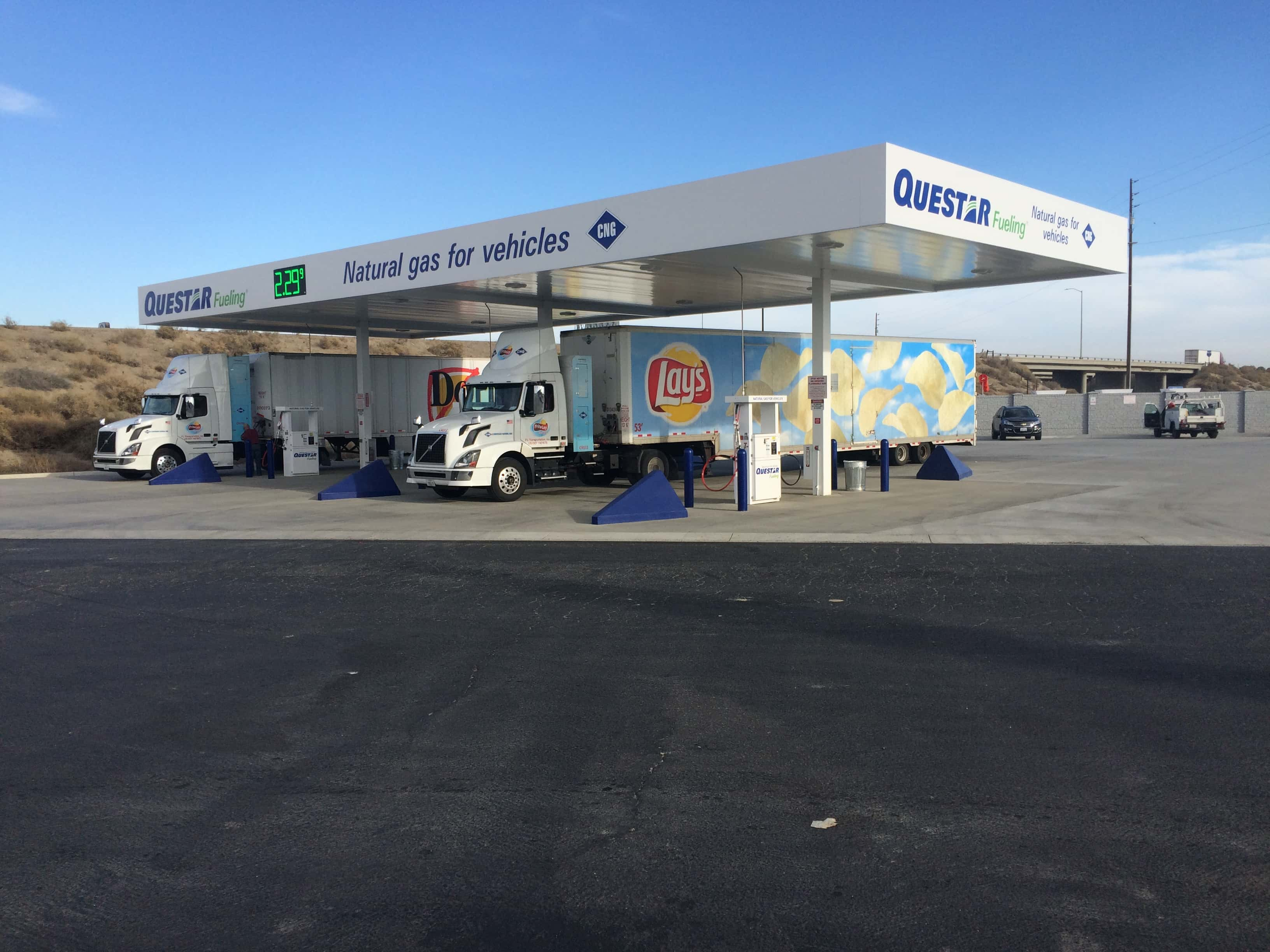 Cng Stations Utah Map.Questar Fueling Opens Cng Stations In California And Colorado Ngt News