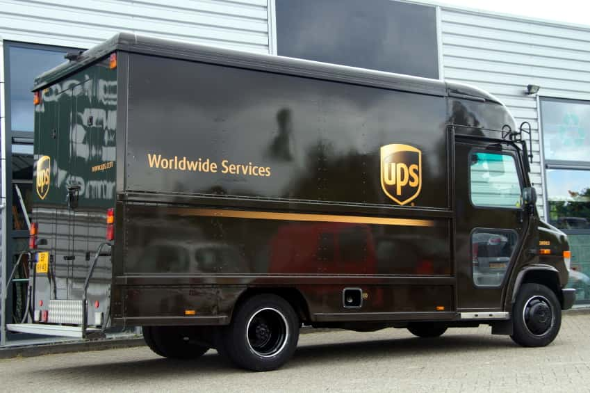 Ups Expands San Antonio Operations Adds Cng Tractors