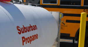 suburban-propane-300x161 Indiana School District Celebrates Purchase of Two Autogas Buses