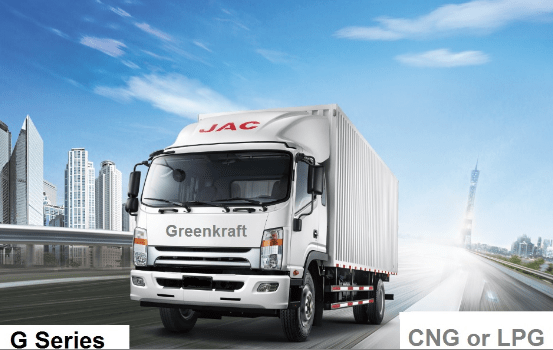 spedition mobel hoffner, greenkraft to introduce new cng, propane model trucks - ngt news, Design ideen