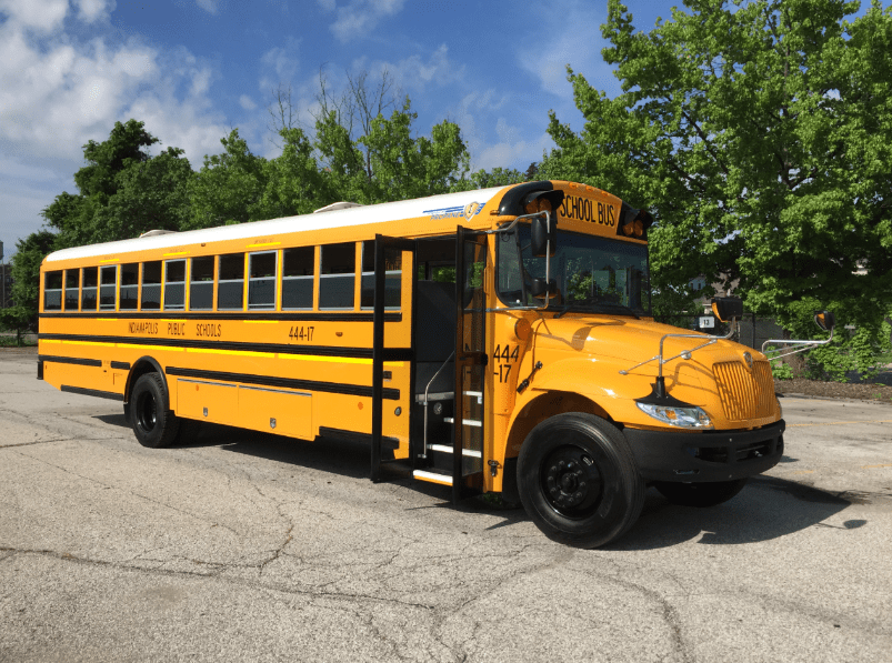 Indiana Gas Tax >> Indianapolis Public Schools Refreshes Fleet with 100 New Propane Buses - NGT News