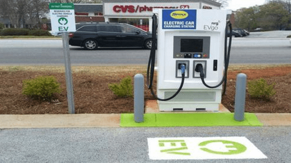 South Carolina Clean Energy Business Alliance Scceba Member Spinx Co Has Added Level 3 Charging Stations For Electric Vehicles Evs To Seven Of Its