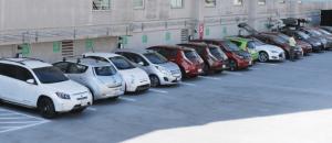 hotel-charging-300x130 ClipperCreek Brings EV Charging Cluster to Hyatt Sacramento Hotel