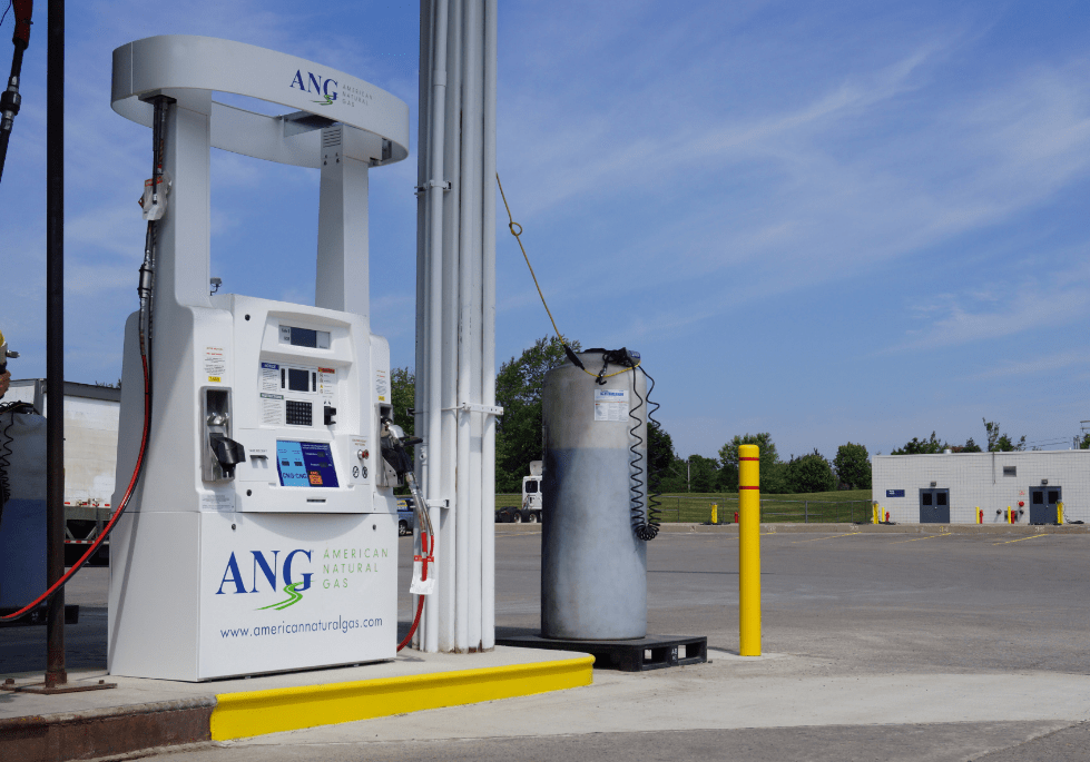 Compressed Natural Gas Fueling Stations Regulations