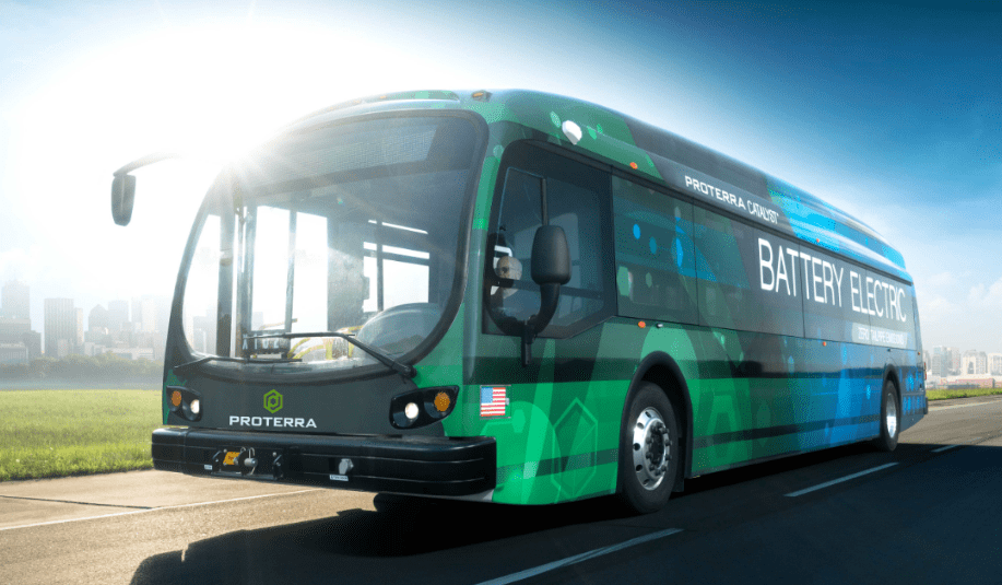Electric Bus Maker Proterra Eyeing Possible IPO After Raising $55 Million