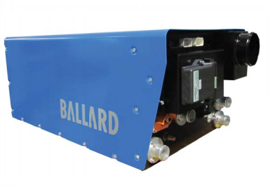 Ballard to Provide Fuel Cell Engines for 10 Zero-Emission ...