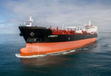 Liberty LNG Tanker