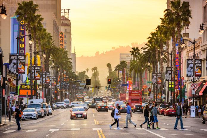 California clean air