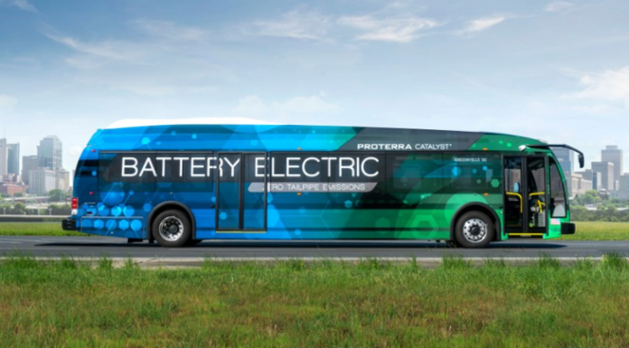 Proterra-battery-electric-bus-2-696x385 Alternative Fuel Vehicle News