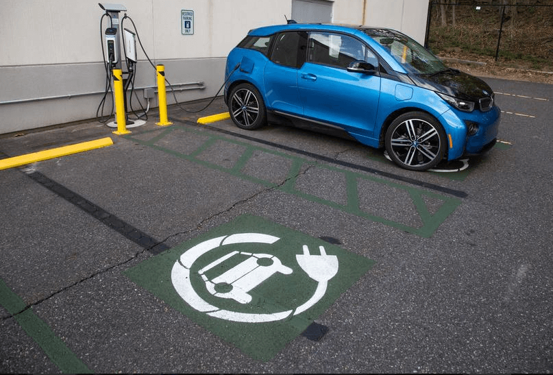 BMW to Install 100 EV Charging Stations for National Parks