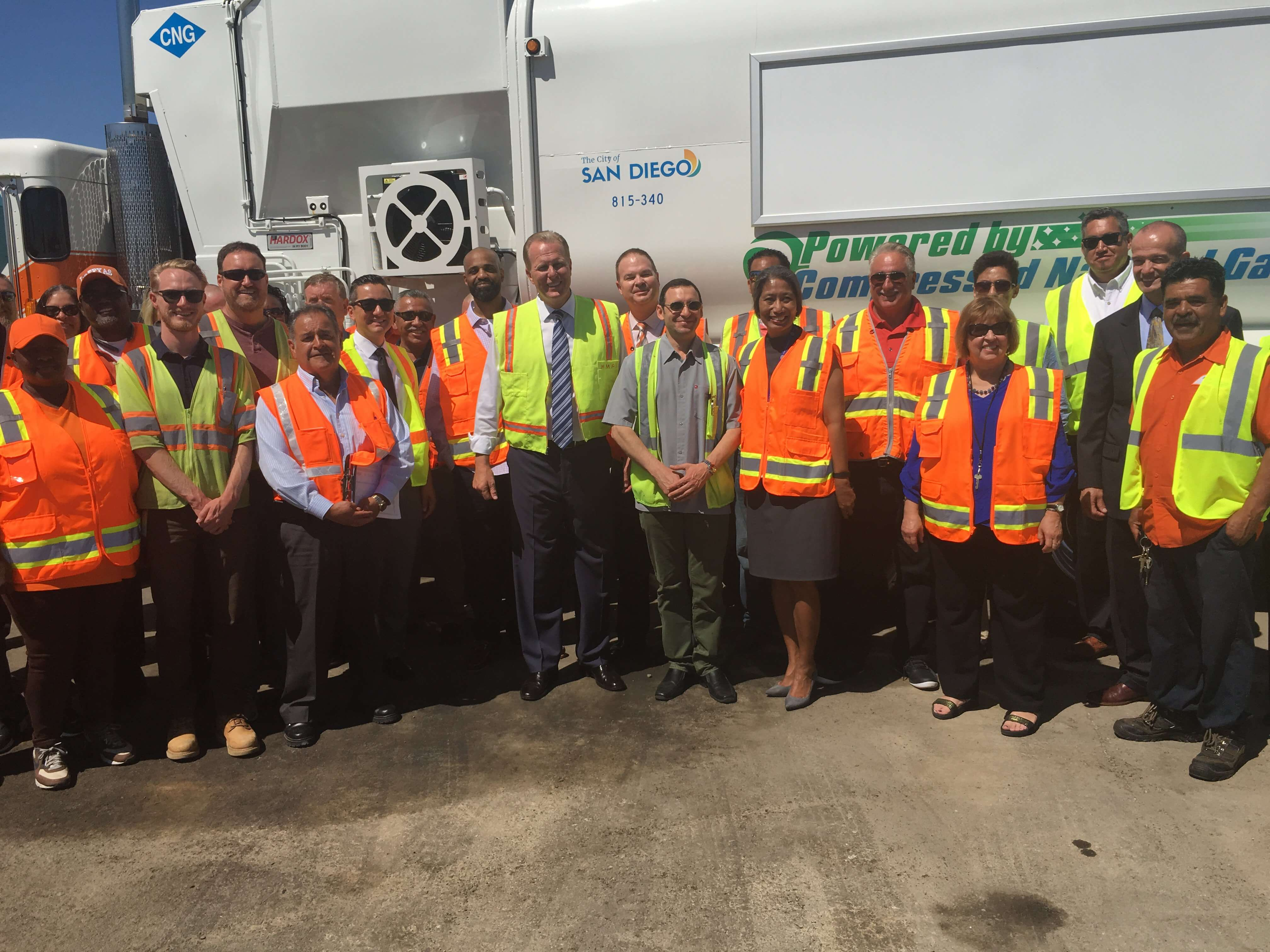 San Diego Makes Progress on Major Plans for CNG Truck ...