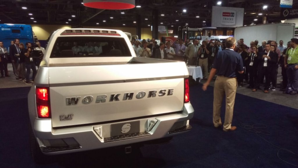 W-15 Electric Pickup Truck: A 'New Era in Fleet Vehicles'?