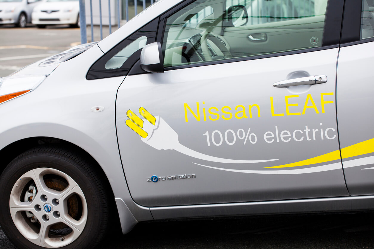 2018 Nissan Leaf Vancouver >> Envision Acquiring Nissan's Electric Battery Biz - NGT News