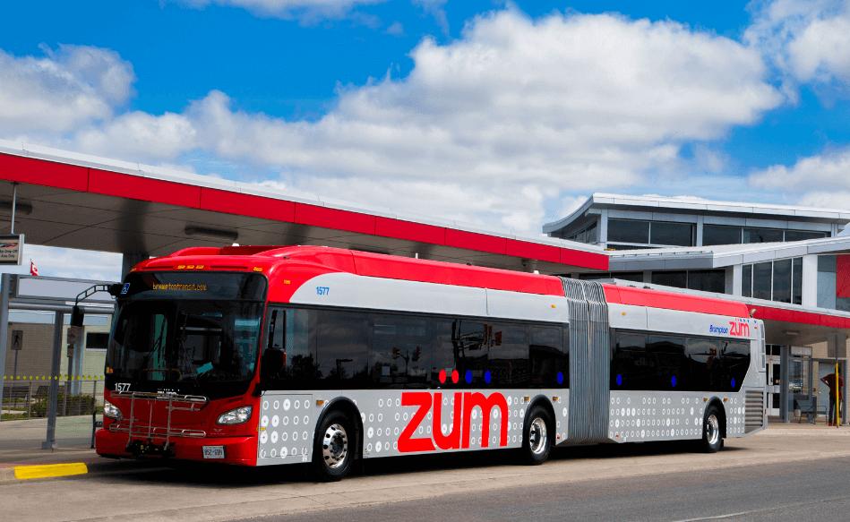 Brampton Transit Orders 14 New Flyer Clean Diesel Buses