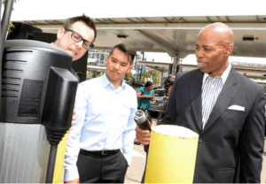 Brooklyn to Enhance Borough Gas Stations with Alt-Fuel Solutions