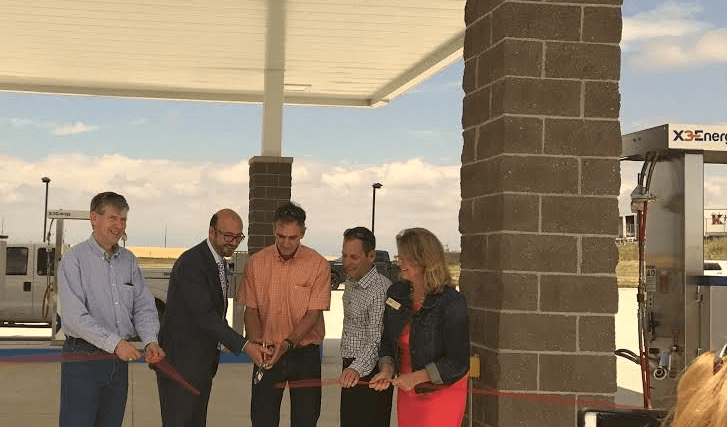 colorado-energy Partners Cut Ribbon on Colorado CNG Station