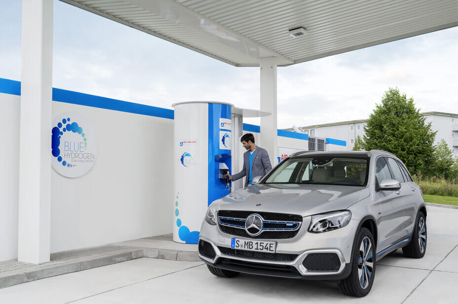 f-cell-mercedes-1 Introducing the Mercedes-Benz GLC F-CELL Plug-In Hybrid SUV