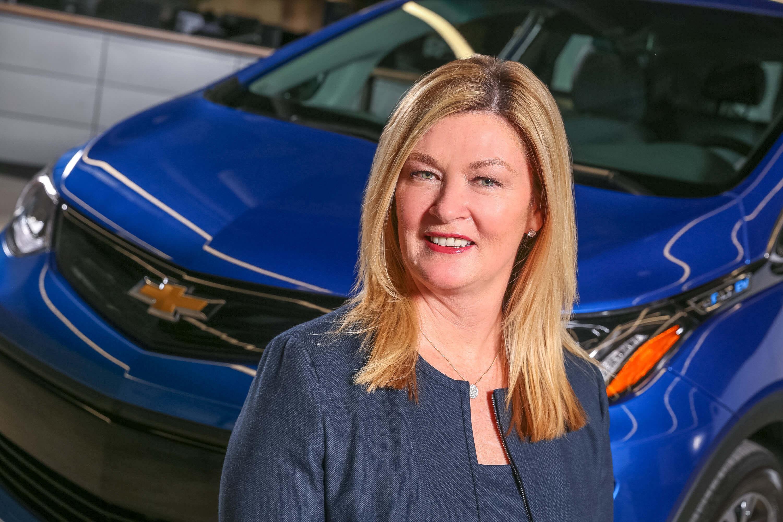 Gm names pamela fletcher vp of global electric vehicle for General motors vehicle purchase program