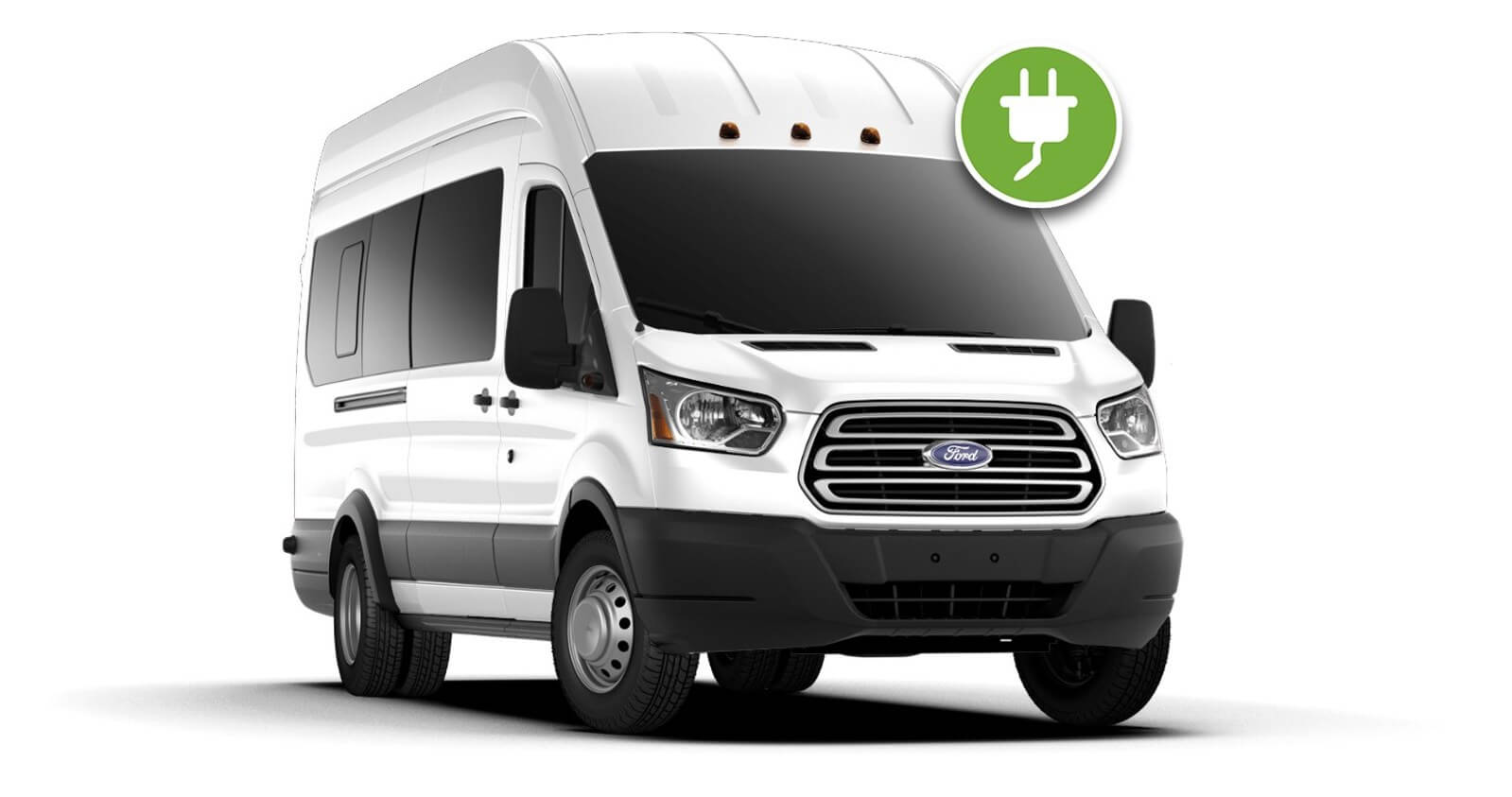 lightning systems takes orders reveals details of all electric ford transit ngt news. Black Bedroom Furniture Sets. Home Design Ideas