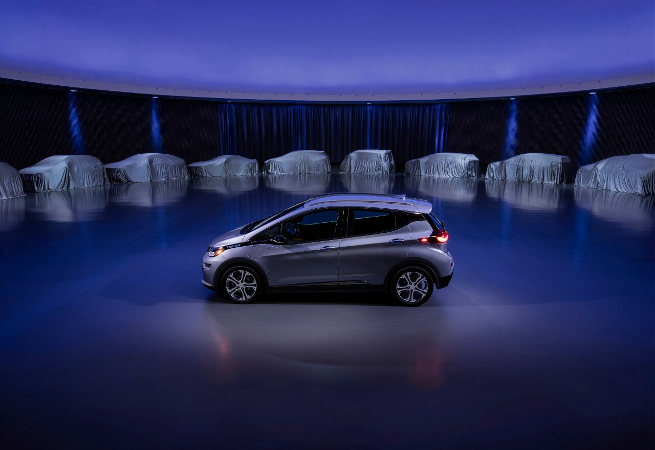GM lays out plan for 20 electric models by 2023