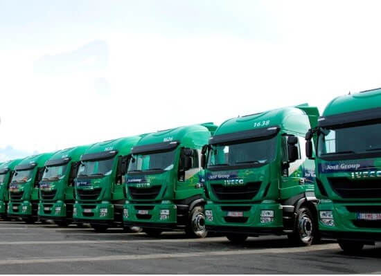 European Transporter Inks Deal For 500 Lng Powered Iveco