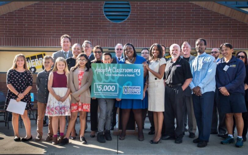 perct-2 PERC Honors California School District for Adopting Propane-Powered Buses