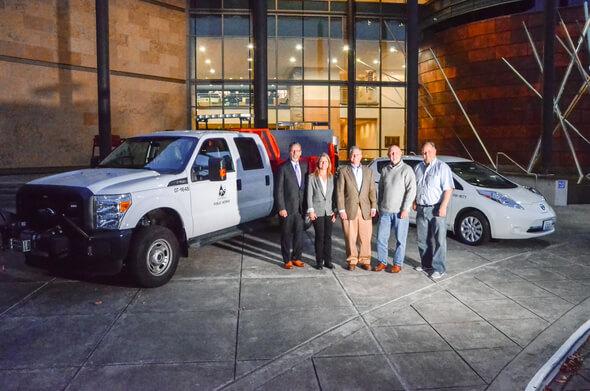 City of Redmond Celebrates Growth of Alternative Fuel Fleet
