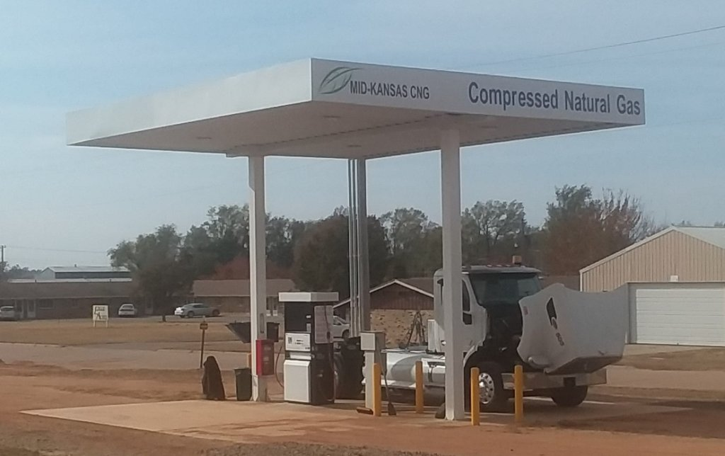 Mid-Kansas CNG Station Celebrates Grand Opening