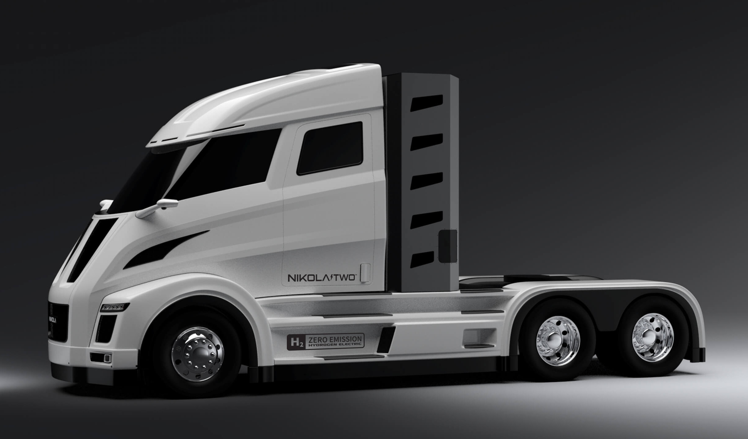 Nikola Names Fuel Cell Suppliers For Hydrogen Truck Adds