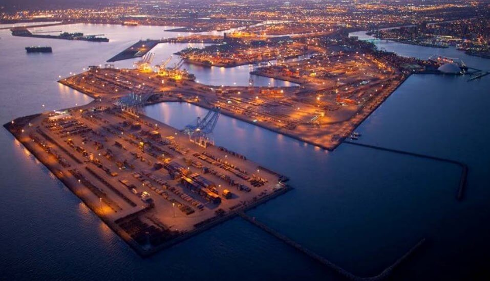 SoCal Ports Approve Aggressive Air Quality Rules for Moving Cargo