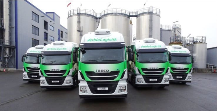 Company to Fuel Iveco Trucks with Self-Made Biogas