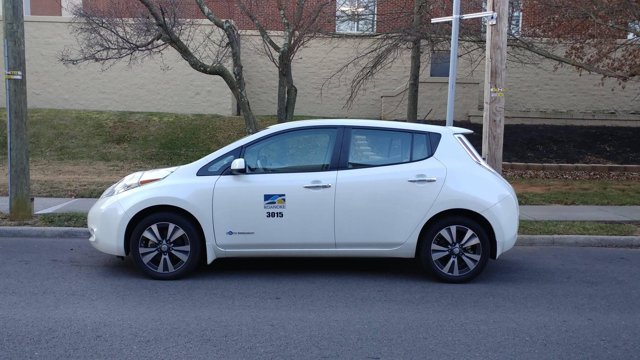 Roanoke Buys Electric Vehicles for City Fleet - NGT News