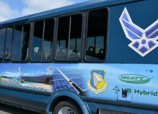 air-force-hydrogen-324x235 Alternative Fuel Vehicle News