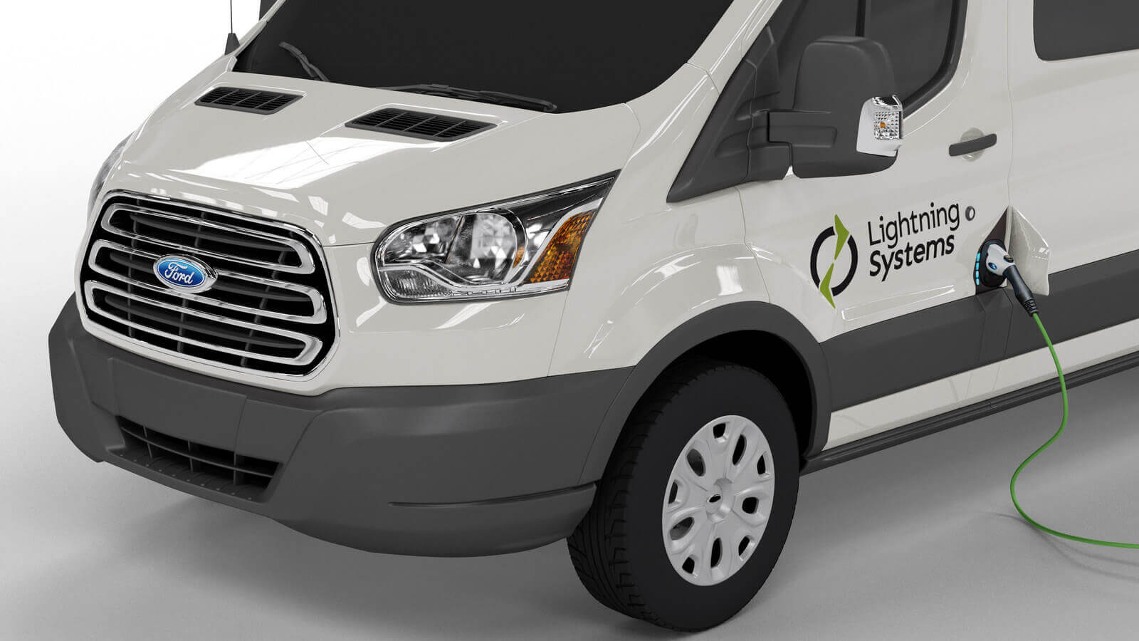 A Developer Of Efficiency And Emissions Improvement Solutions For Fleets Says Its New Lightningelectric Zero Package The Ford Transit