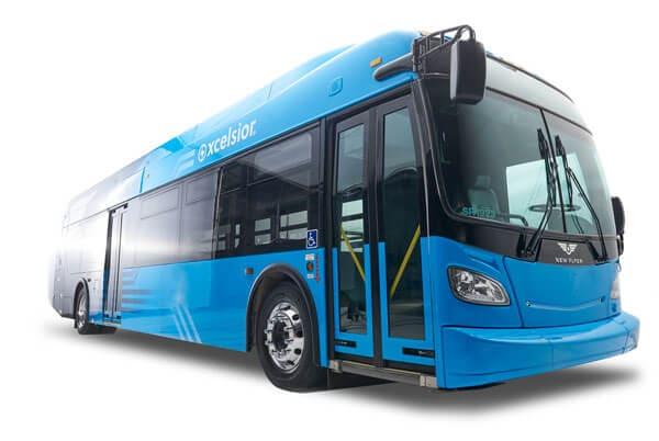 Natural Gas School Bus