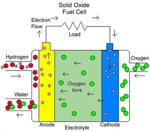 fuel cell vehicles