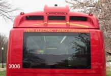 dc electric bus