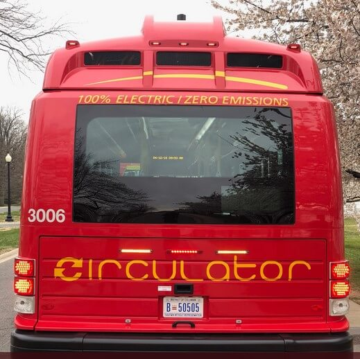 dc electric bus