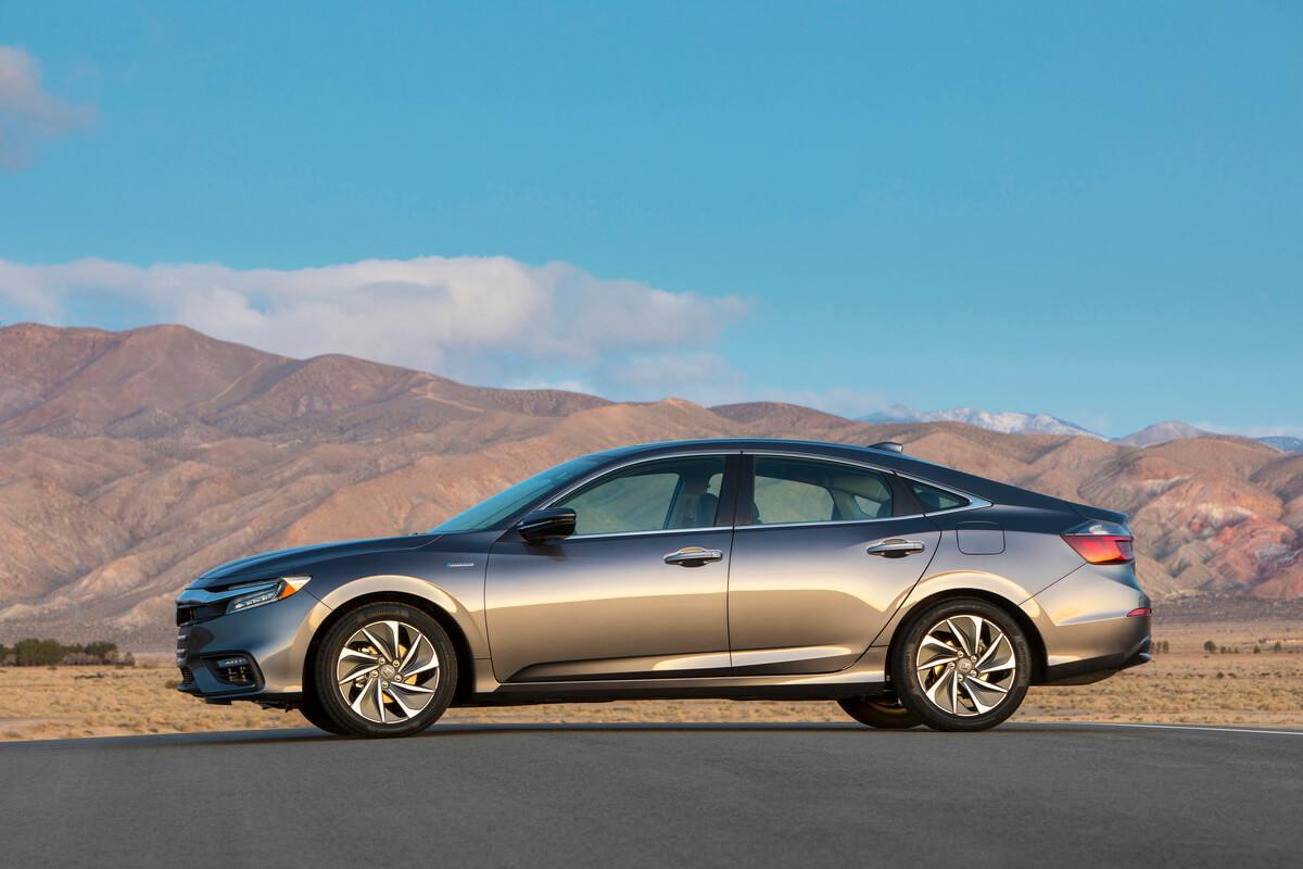 Mass Production of Honda's Latest Electrified Vehicle Begins