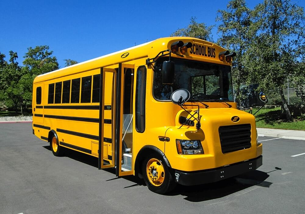 California School Districts Order All-Electric Buses - NGT News