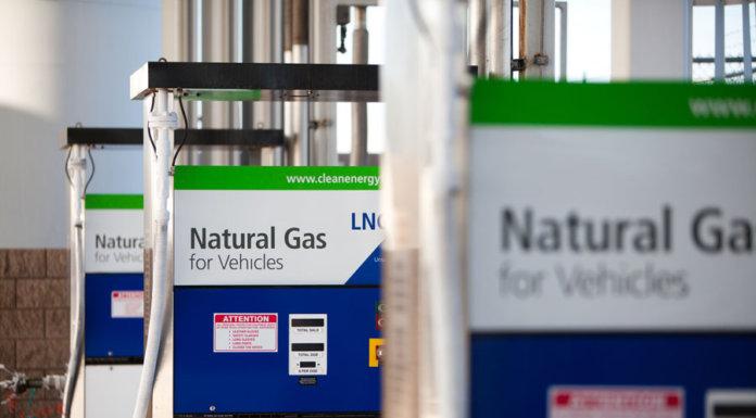 natural gas trucking