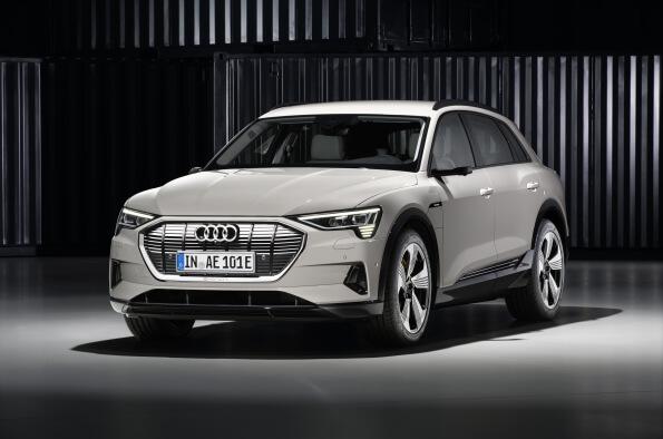 Bound Audi e-tron To Kick Start 12-Model EV Assault